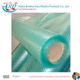 De maagdelijke Materiële Plastic Bladen van pvc van het Net Groene Flexibele Zachte