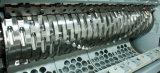 Neue hölzerne Reifen-Doppelt-Welle-Reißwolf-Maschinen-einzelner Welle-Plastikreißwolf des Gummireifen-2017