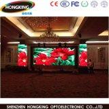Tablilla de anuncios a todo color de interior de LED P6
