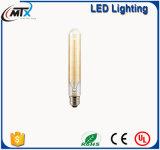 Mejor bulbo cristalino de la lámpara St64 Edsion del bulbo LED