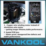 Fornitore del dispositivo di raffreddamento evaporativo e condizionatore d'aria evaporativo industriale a base d'acqua montato tetto dei dispositivi di raffreddamento di aria