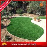 Hierba artificial del paisaje del jardín del certificado del SGS