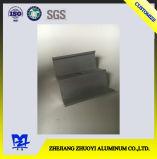 Soixante-seize profils a d'aluminium