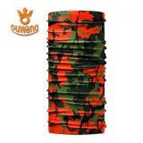 Выдвиженческий изготовленный на заказ шарф пробки шеи печатание Bandana