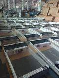 De buiten Onzichtbare Gordijngevel van de Legering van het Aluminium Verglaasde Met Hol Aangemaakt Glas