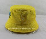 Sublimation feito sob encomenda chapéu impresso da cubeta
