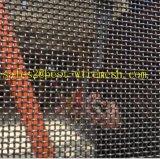 Janela de janela de privacidade de aço inoxidável Malha de diamante