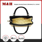 Bolsa de couro do desenhador das senhoras do plutônio da grande capacidade para Cheongsam