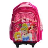 Trouxa dos desenhos animados da carga dos sacos das crianças com coreano da classe 1-6