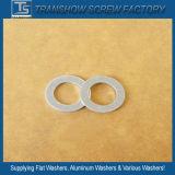 Fabrik-Zubehör-Qualitäts-nichtstandardisierte flache Aluminiumunterlegscheibe