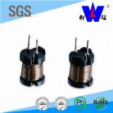 Inductance de puissance fixe à câble à courant radial avec RoHS (LGB)