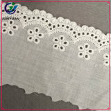 Venda por atacado de costuras de costura branca Neck Trim Lace Decorative Lace