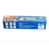 Hogar papel de aluminio de la categoría alimenticia de 14 micrones para el uso de la cocina