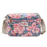 방수 PVC 꽃 패턴 화포 어깨에 매는 가방 (99032)