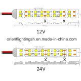 Dubbele LEIDENE van de Lijn UL SMD5050 IP68 Strook