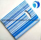 Напечатанные Biodegradable мешки Die-Cut пластмассой