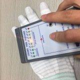 перчатки работы нейлона 13G покрынные PU