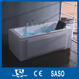 bañera de la esquina del torbellino de 1550X1550X650m m