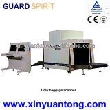 Scanner del bagaglio dei raggi X dello scanner dei bagagli di alta qualità con il traforo 100*80cm