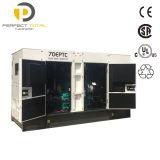 générateur 100kw diesel silencieux triphasé