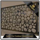 Comitato di alluminio della rete fissa del giardino del taglio decorativo del laser di prezzi di fabbrica per esterno