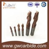 HRC45-60 Diamends оборудует торцевую фрезу карбида вольфрама