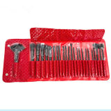 personifizierten rote Pinsel der Basis-24PCS Verfassungs-Pinsel-Sets