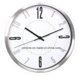 2017 단순한 설계 홈 장식 벽시계를 가진 큰 시계 숫자판
