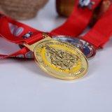 Medalha barato personalizada do metal do colhedor da alta qualidade para o presente da lembrança