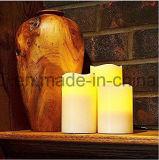 Mini luzes Flameless de cintilação da vela do chá do diodo emissor de luz para o presente