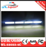 Circulation d'avertissement Lightbar de police de DEL de l'ÉPI 18 ""