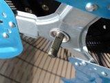 18 Zoll leistungsfähige industrielle Ventilator-Standplatz-Ventilator-
