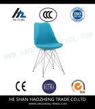새로운 기계설비 플라스틱 레크리에이션 의자 발 - 검정