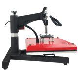 Manuelle Drehkleidung-Sublimation-Wärme-Presse-Maschine