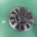 Lâmpada elevada interna do louro da fábrica do teto do diodo emissor de luz do UFO 150W a Philips