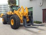 45 ton van Wheel Forklift Loader voor Granite met SGS van Ce ISO