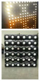 Novo 6 * 6/36 * 3W LED Gold Matrix Light