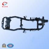 O frame estrutural com as peças pretas de Electrophoresis/ATV/aceita o serviço do OEM