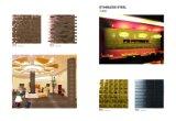 Mosaico de acero inoxidable Hong Guan