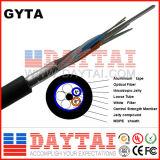 120 cabo ótico da fibra GYTA do núcleo na aplicação da antena & do duto