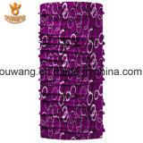 Il commercio all'ingrosso ha personalizzato il Buff multifunzionale della sciarpa delle fasce