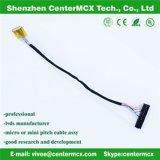 Кабель Lvds индикации LCD изготовления кабеля Pin LCD компьтер-книжки 40