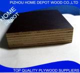 La venta caliente 12m m 15mm18m m WBP impermeabiliza la madera contrachapada hecha frente película