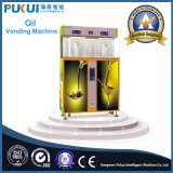 Recém-concebida Outlets casal Olive Oil Máquina de Venda Directa Wiith vidro Cover Model