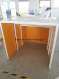 단화를 위한 3 세트 선전용 테이블 또는 의복 또는 부속품