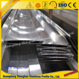 製造業者6063はアルミニウム放出のプロフィールの製造所の終わりをカスタマイズした