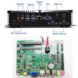 Todos en una PC industrial para el mini ordenador de I7 5550u