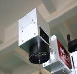 10W 20W de Laser die van de Vezel Machines voor Roestvrij staal merkt