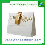 Presente luxuoso impresso personalizado Hadbags do saco de Papershopping