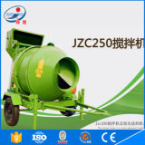 高容量のSelf-Loading Morden中国の有名なJzc250具体的なミキサー